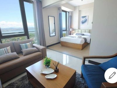 Photo for Mactan Newtown Fully Furnished 1bedroom Condo by the Beach