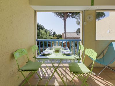 Photo for 1BR Apartment Vacation Rental in Bandol