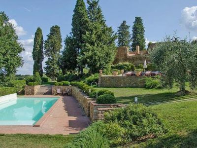Photo for Villa Nilo, Montaione  in Um Florenz - 8 persons, 4 bedrooms