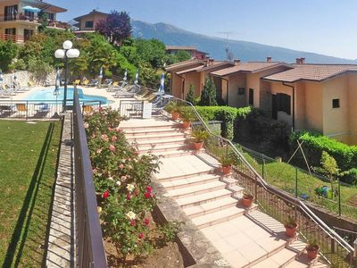Photo for Residence Mirabel, Tignale  in Westlicher Gardasee - 4 persons, 1 bedroom