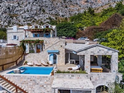 Photo for Vacation home Juraj in Omiš - 6 persons, 2 bedrooms
