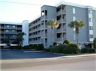 Our building...on the OCEAN side of Shore Drive!!