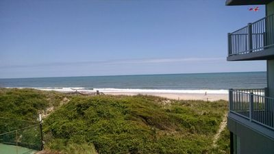 Photo for Open and Airy Oceanfront Unit with amazing views