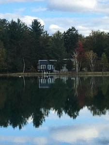 All Sport Big Blue Lake Waterfront Home Wth Dock