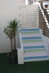Photo for The pastels Villa - Pool and Spa 100 meters from the beach