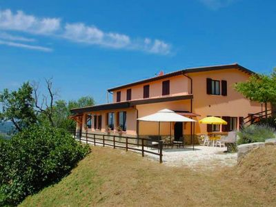 Photo for Agriturismo in the Appenines with covered swimming pool and jacuzzi