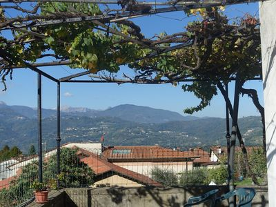 Photo for 17th Centuray Tuscan House in  medievil town with spectacular views