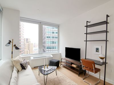 Photo for Sonder | 180 Water | Pleasant 2BR + Rooftop