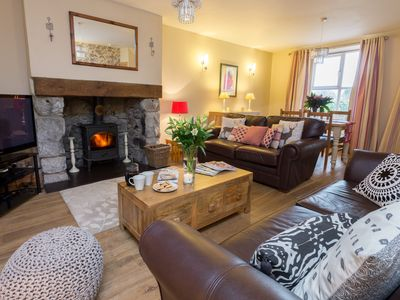 Photo for Large And Attractive Terraced Character Cottage In This Popular Village