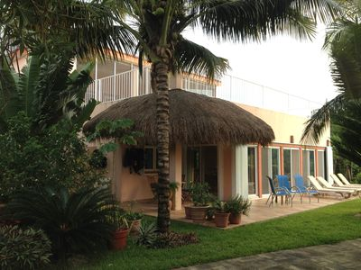 Perfect getaway! Private, two-stories, 3 bedroom, 3 1/2 bath.