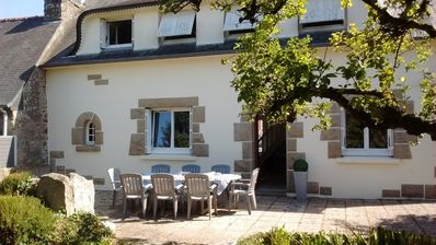 Photo for 3BR House Vacation Rental in Plaintel, Bretagne