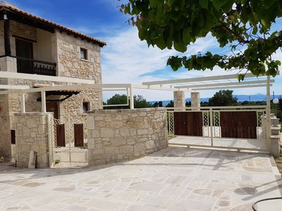 """Photo for Two bedroom villa with private pool """"Aiva"""""""