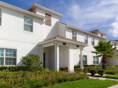 ENJOYING THE PARADISE IN CHAMPIONS GATE 4BED/3BATH