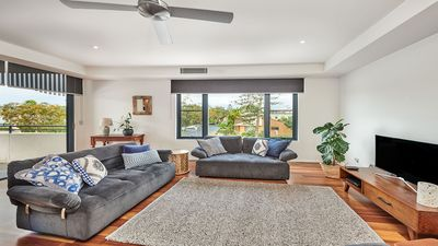 Photo for EXCLUSIVE APARTMENT IN THE HEART OF BYRON BAY!