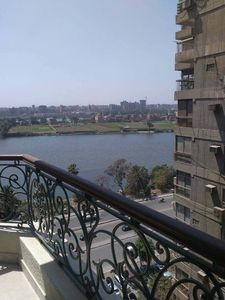 Photo for Beautiful Apartment overlooking Nile River in Cairo