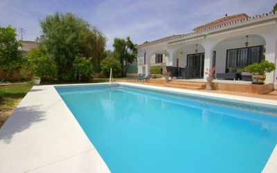 Photo for WEEKEND Family and friends Holiday Villa for rent in Puerto Banus Marbella