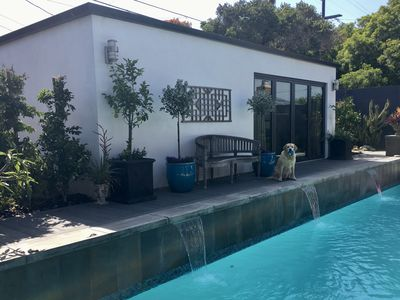 Photo for Newly Renovated Guest House and Pool just 3 blocks to the beach.