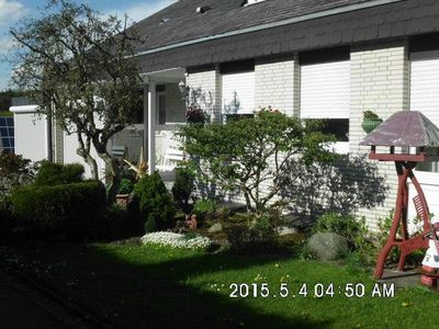 Photo for Apartment Schmallenberg for 1 - 2 people with 1 bedroom - Apartment in one or Mehrf
