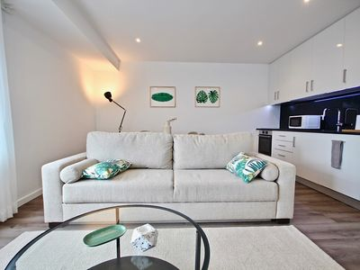 Photo for Savory Green Apartment, AC, Wifi, Garage!New!