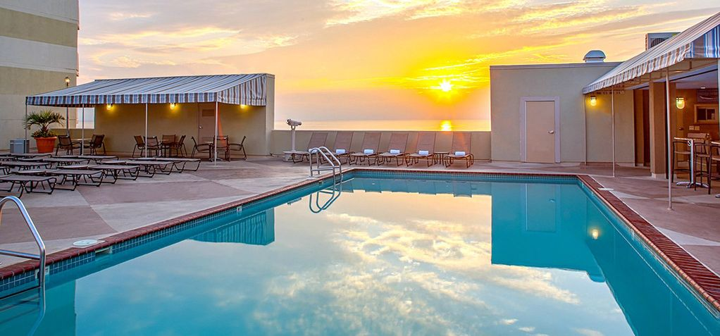 Oceanfront Condo On Virginia Beach 2 Bedro Vrbo