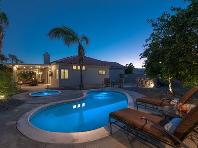 Photo for WK 2 COACHELLA-- WALK TO SHUTTLE-New pricing and New Listing