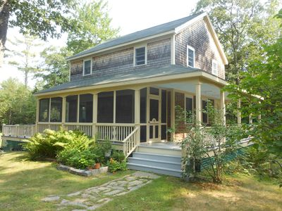 Photo for 3BR Cottage Vacation Rental in Round Pond, Maine