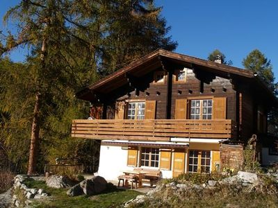 Photo for 4BR Chalet Vacation Rental in Grächen