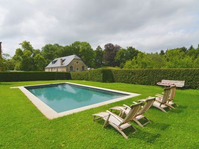 Photo for Boutique Holiday Home in Gesves with Swimming Pool