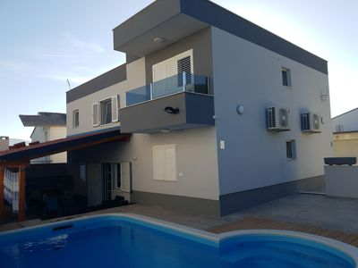 Photo for Modern and new Villa Freya vacation house