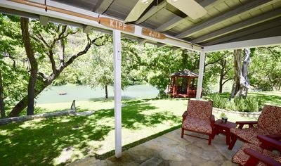 Photo for Kipp Cottage-Exclusive Private Guadalupe Riverfront
