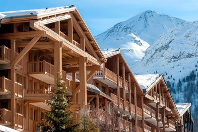 Welcome to your cozy home in the heart of Val D'Isère!