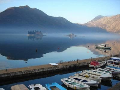 Photo for Apartment/ flat - Perast, Stunning views on the Kotor fjord