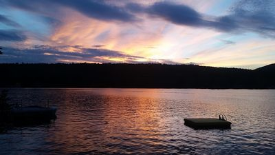 Photo for Loon Lake Waterfront - Fish, Bike, Hike High Peaks, Leaf Peep and Ski the ADKs