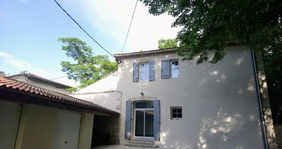 Photo for Peaceful house of character -AVIGNON-ILE OF BARTHELASSE- 8 pers
