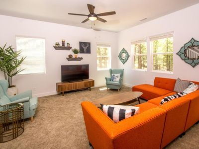 Chic & Stylish 4 BR, Newly Built Town-home, Perfect Location!