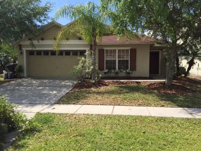 Photo for WOW -Great 4 bedroom pool home - lake view  -10 mins from Disney