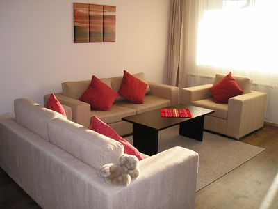 Photo for Apartment 345 is one of the largest and best equipped 1 bed apartments in BRT