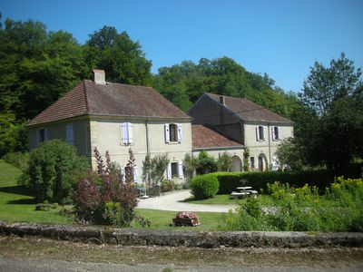 Photo for Domain of CHERLIEU. Two old houses outbuildings of the Abbey .Médièval