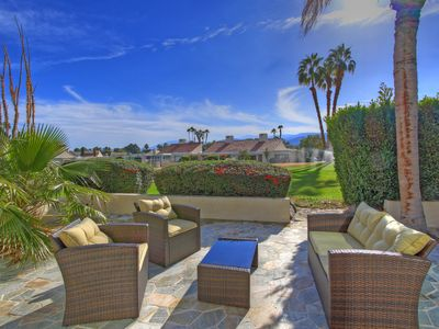 Photo for Relaxing and Quiet Condo Mission Hills Country Club