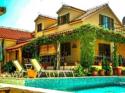 Photo for Tuscany-Styled Villa with Superb View of Adriatic and Private Swimming Pool