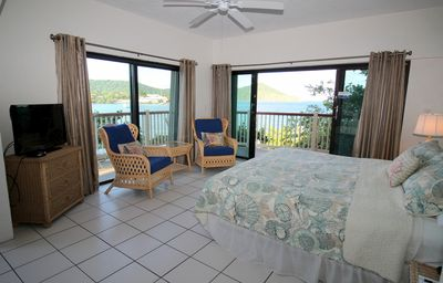 Waterfront, wrap around balcony. Lower $ available for longer stays. E3