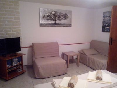 Photo for Apartment Neda  A1(5)  - Sutivan, Island Brac, Croatia