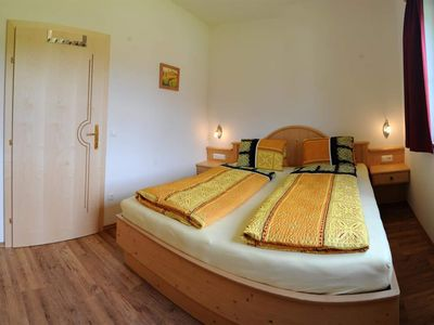 Photo for Double room, shower, toilet - Bauernhof Lerch