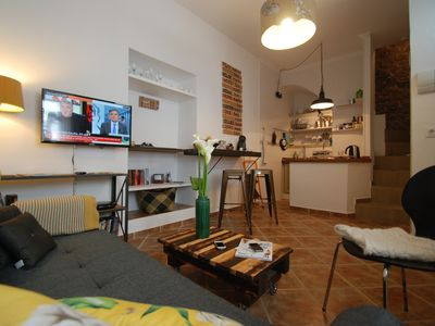Photo for Casita in the Historic Center with Terrace and AA
