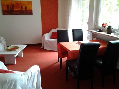 Photo for Apartment with terrace - Apartments Talblick Café