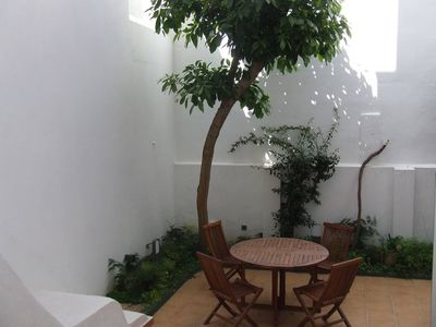 Photo for Renovated apartment in Palamós. Private terrace
