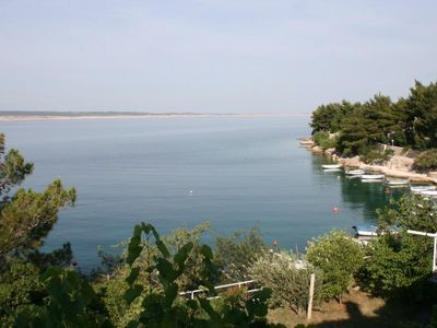 Photo for Three bedroom apartment near beach Starigrad, Paklenica (A-6589-a)
