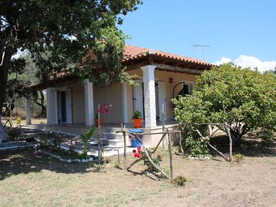 Photo for In the middle of nature! holiday home in calm neighborhood, wifi | Halikounas, C