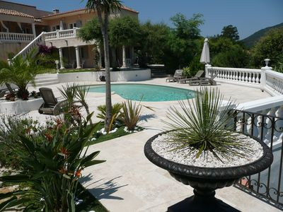 Photo for 2BR Villa Vacation Rental in Grimaud, Provence-Alpes-Côte-D'Azur