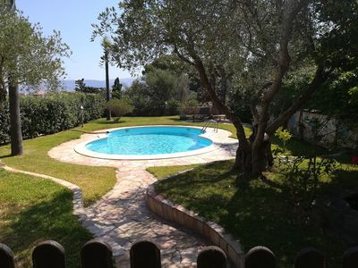Photo for Villa Villa Eolo is an exclusive villa with a swimming pool and breathtaking sunsets